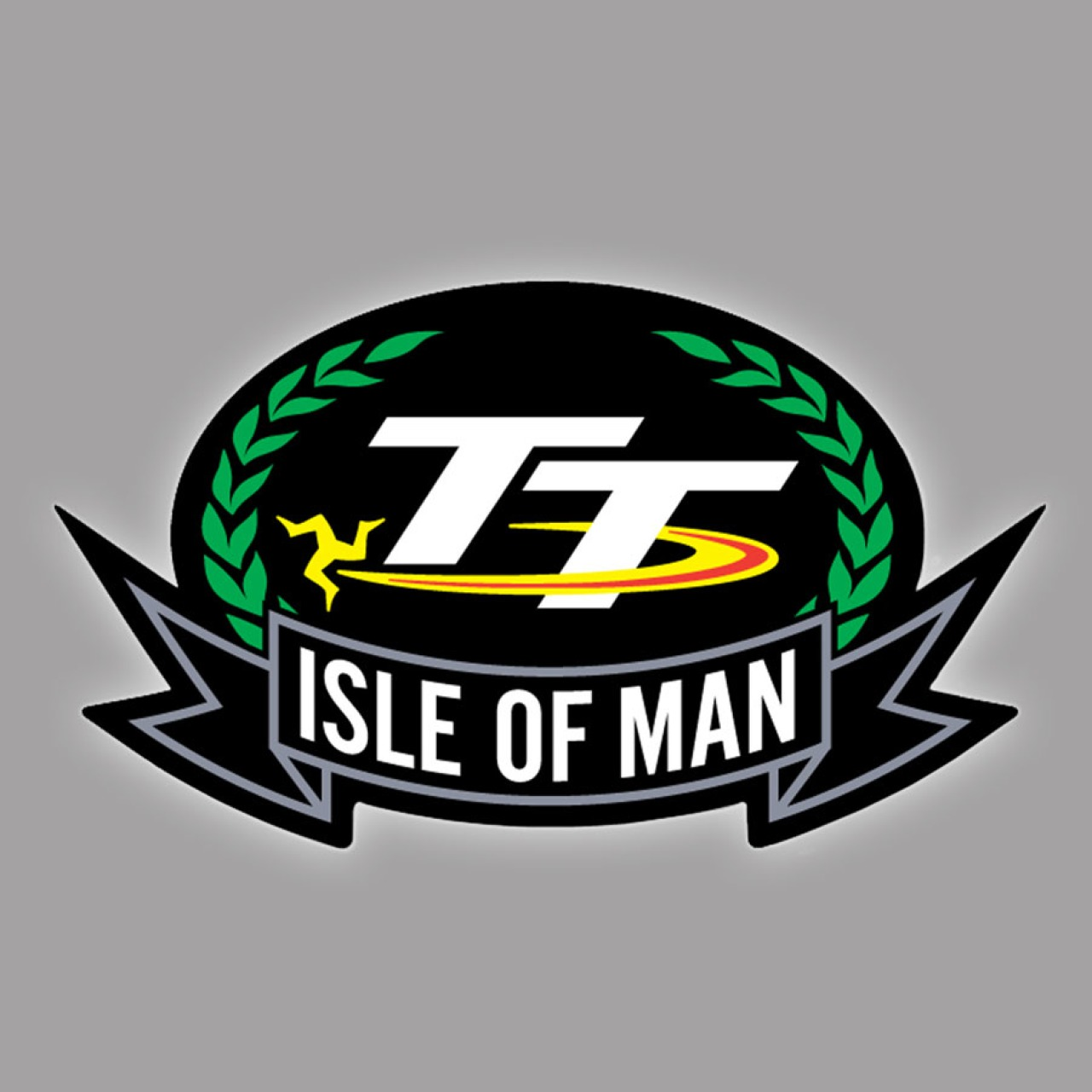 official isle of man tt tt green laurels patch 16patch4 patches