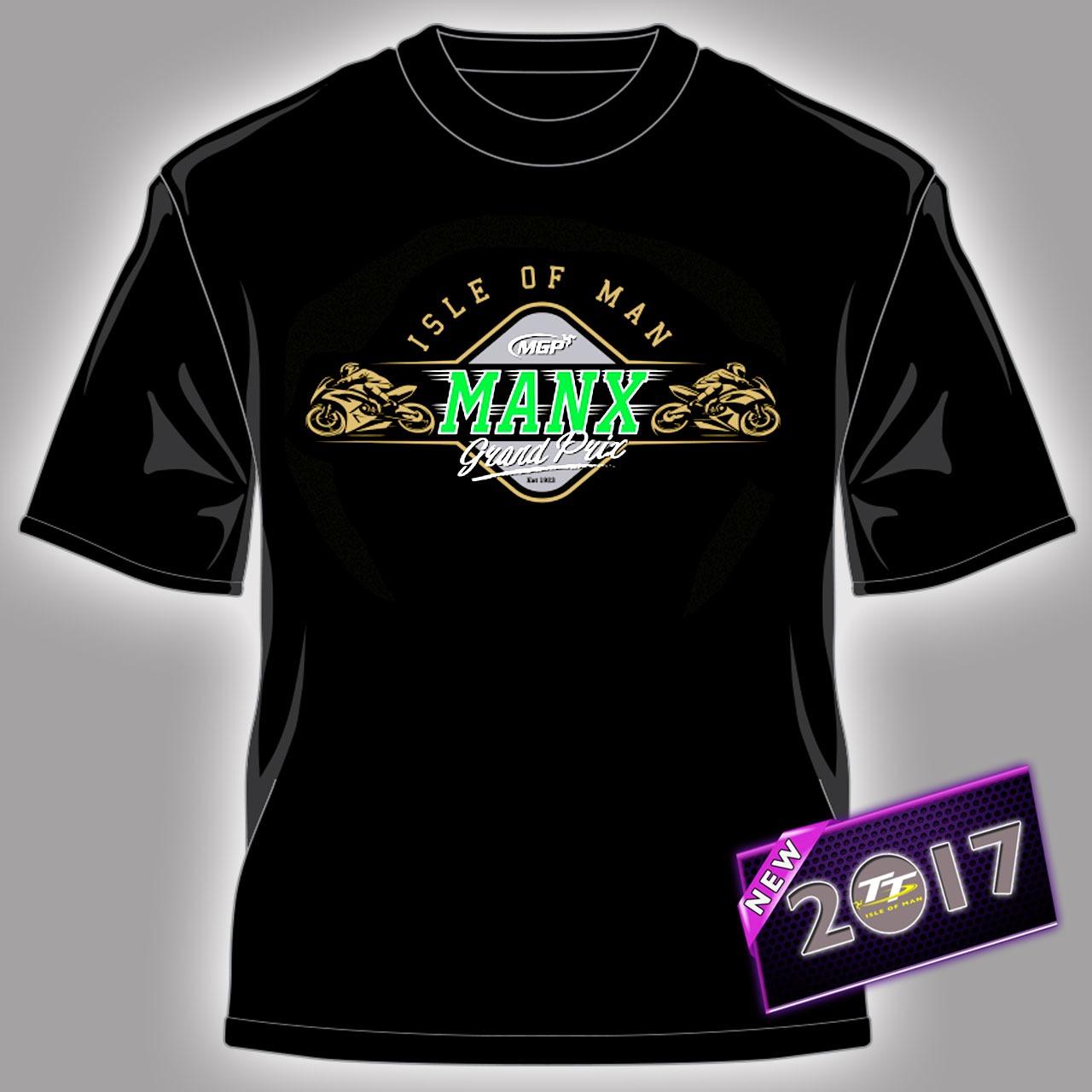 Black keys t shirt uk - Buy Now Official Manx Grand Prix T Shirt 17mgp Ats2