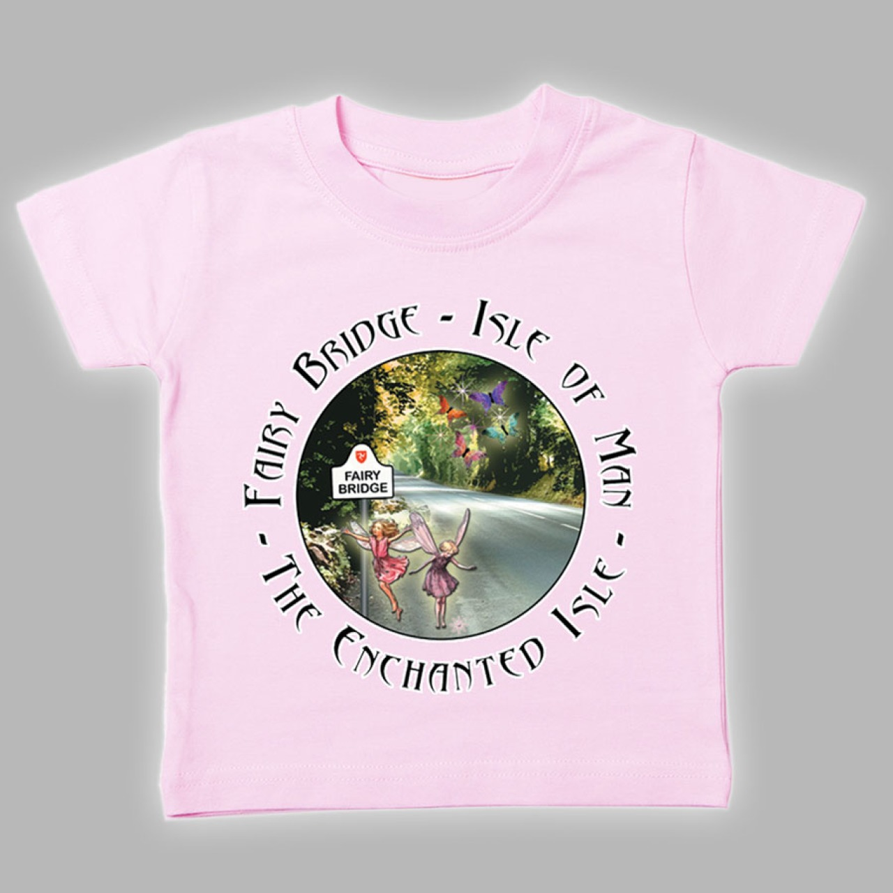 Manx fairy baby t shirt mbt 620 babies printed t for T shirt printing for babies